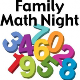 Family Maths Night